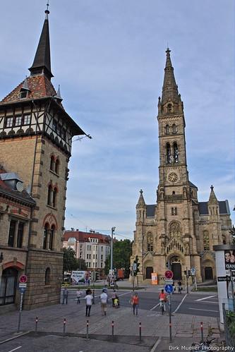 Matthäuskirche, Stuttgart-Süd
