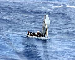 Haitian Sailboat Rescue