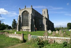 East Anglia, August 2012