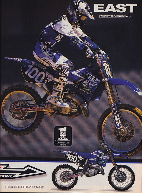 1999 yamaha of troy yz125 flickr photo sharing for Yamaha of troy