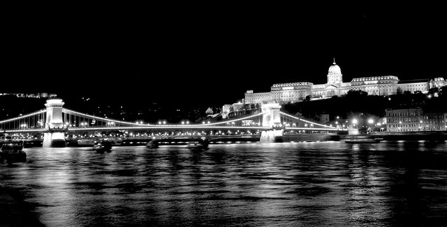 Silver Budapest