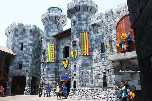 Legoland The Dragon