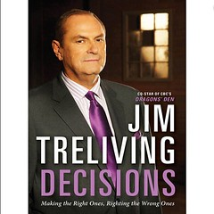 "Just started reading @jtreliving ""Decisions""."