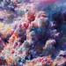 Dalla serie Porte Celesti, 02, senza titolo, 2012, 190x150 cm, olio su tela
