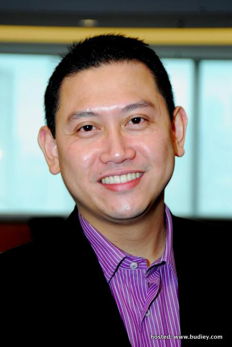 Zalman Aefendy Zainal Abidin, Chief Marketing Officer of Celcom Axiata Berhad