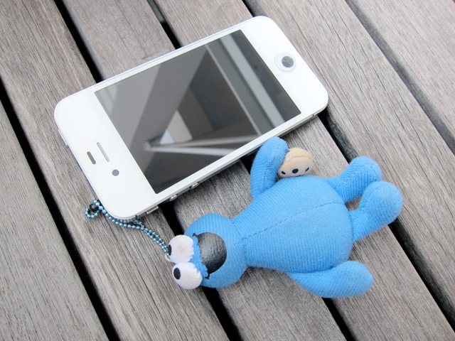 cookie monster iphone