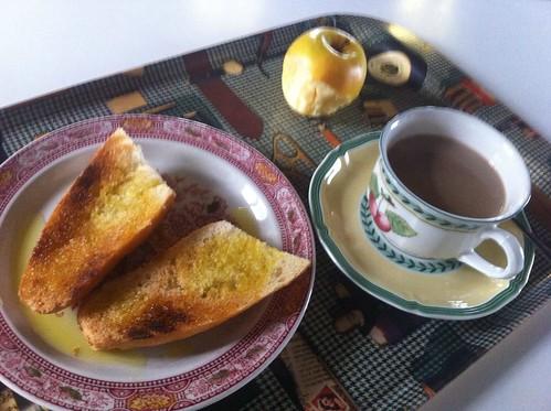 Desayuno Artadi by LaVisitaComunicacion