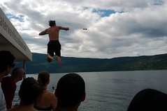 Houseboat Leap