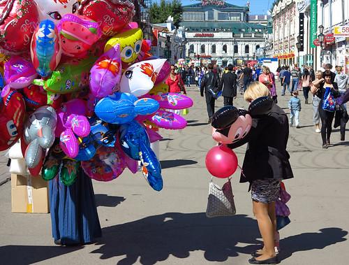 Uritskogo Street Irkutsk Siberia