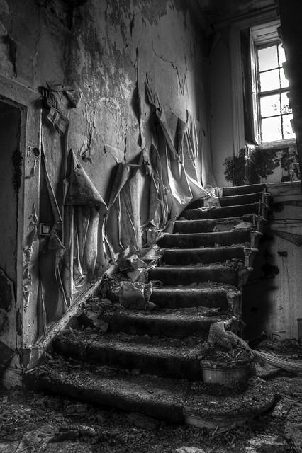 Garthland House Staircase