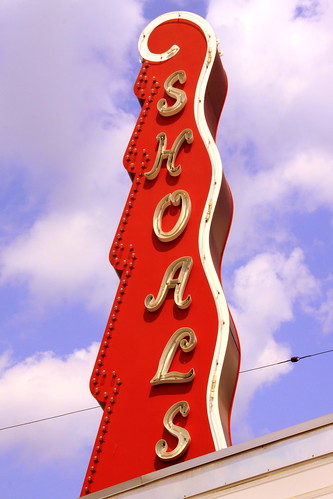 Grand Shoals Theater - Florence, AL