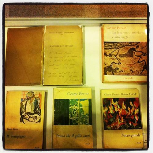 #LunaFalò - I libri di @PaveseCesare / @antonioprenna @sonoladebby