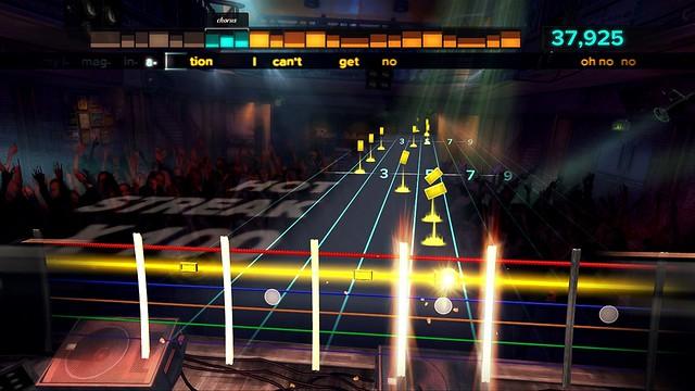 Rocksmith - Screenshot