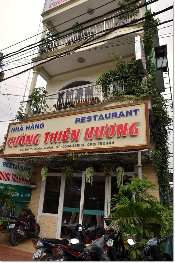 Cuong Thien Huong Restaurant @ Dalat 2