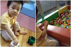 子育て支援センターにて (2012/9/8)