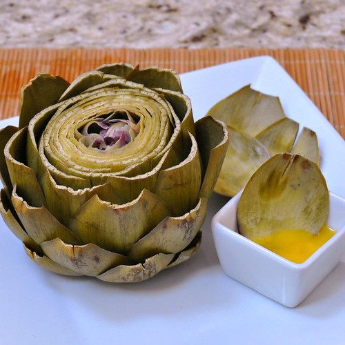 How to Trim and Steam Artichokes – The Way to His Heart
