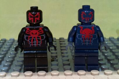 lego spiderman 2099 - photo #12