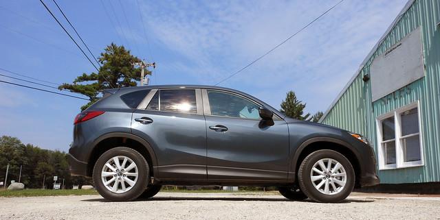 Mazda CX-5 - Metropolitan Grey - a gallery on Flickr