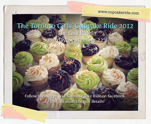 Cupcake Ride 2012