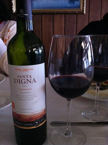 Valparaiso | Portofino | Vino Santa Digna