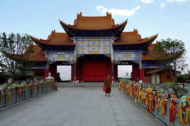 Chongsheng tempel