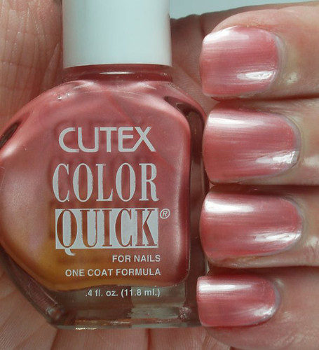 Cutex Mauve Lightening