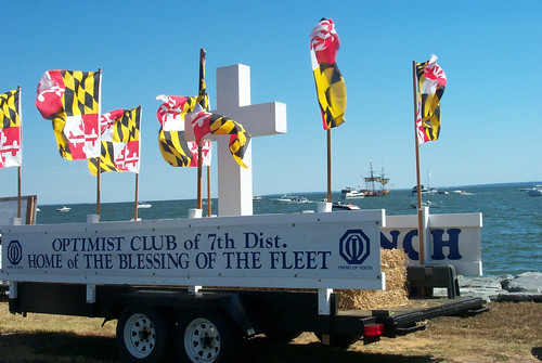 The Blessing of the Fleet, Colton's Point