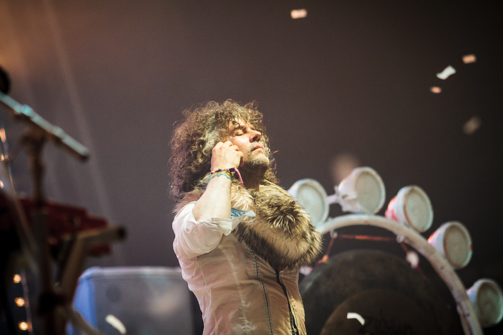 Wayne Coyne at Primavera Sound 2011