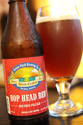 Green Flash Brewing Hop Head Red