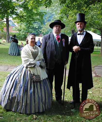 Lincoln, Lamen, Mary Todd