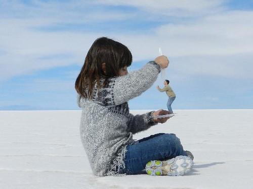 04 Salar de Uyuni Bolivie Amérique du Sud