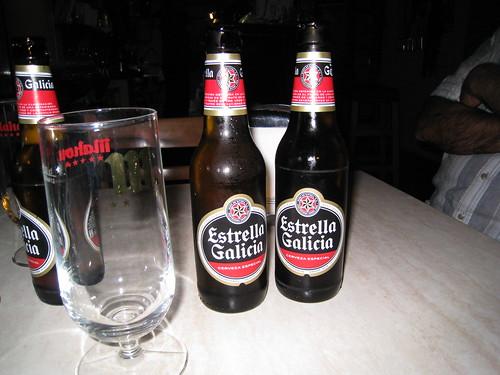 Cervezas en Cómpeta