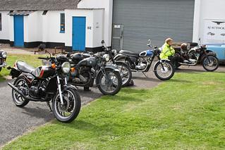 Assorted Motorbikes