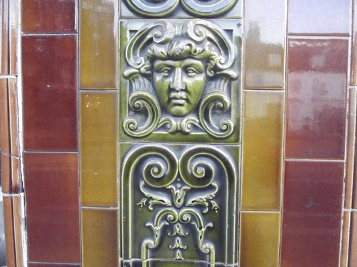 Esher tiles face by Woodlanda