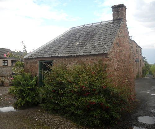 washhouse in Kirriemuir