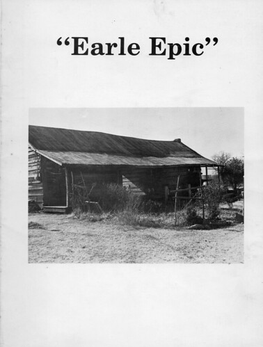 Earle Epic Cover