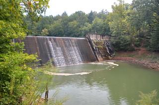 Issaqueena Dam