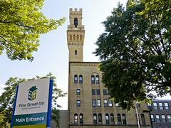 building, landmark, tower, campus, neighbourhood,