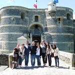 Plantagenet World 2011 City Gate, Angers Castle --