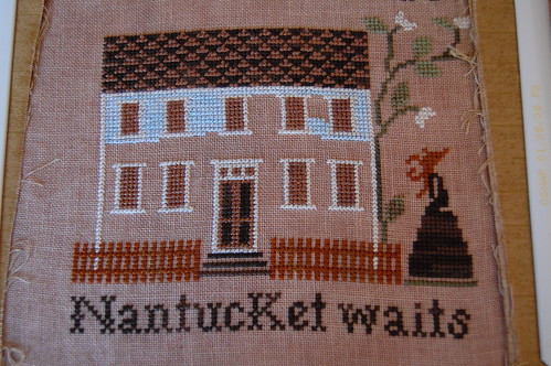 Old Nantucket progress