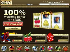 Casino on Net Home
