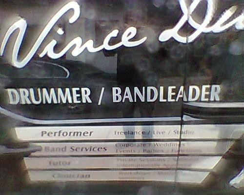 drummer:bandleader