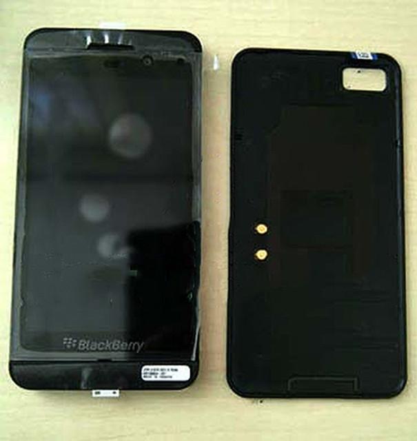 - Vemos un BlackBerry serie L en fotos filtradas