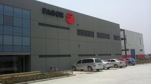 Planta de Fagor Ederlan en China