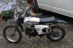Puch Magnum X motorcycle Made in Austria Copyright 2012 B. Egger :: eu-moto images 0630