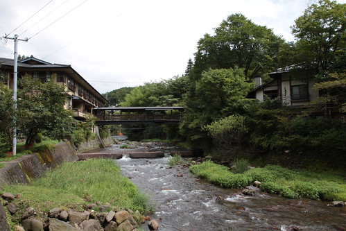 hot spring village of Kurokawa