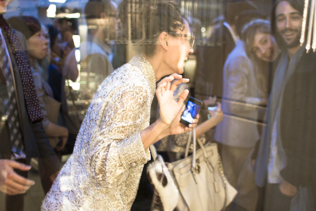 Jimmy Choo store, Fashion's Night Out, Paris 2012 2