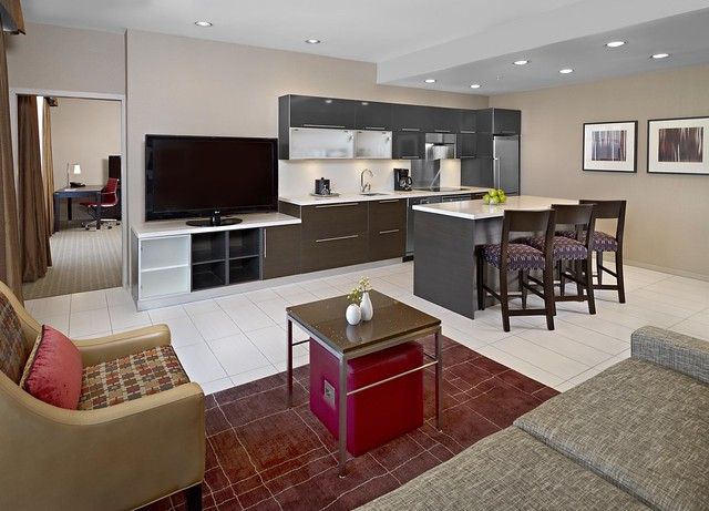 Residence Inn by Marriott_Penthouse Kitchen