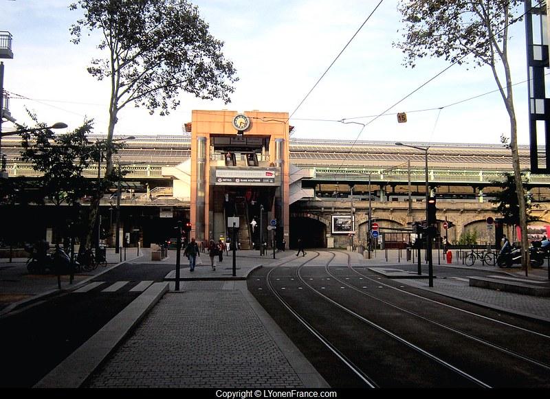 Lyon+Perrache+gare