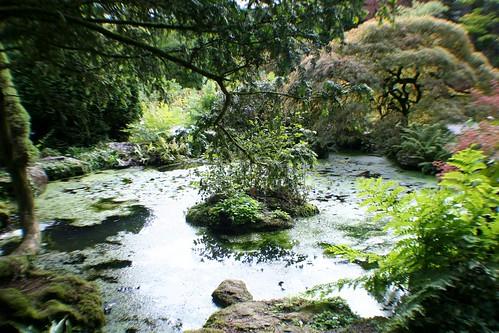 Rock Garden, Sizergh Castle